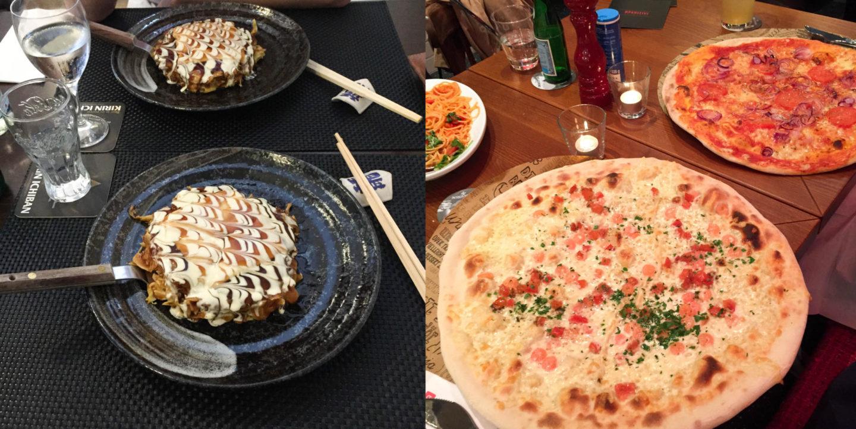 Food Ayame L'Osteria
