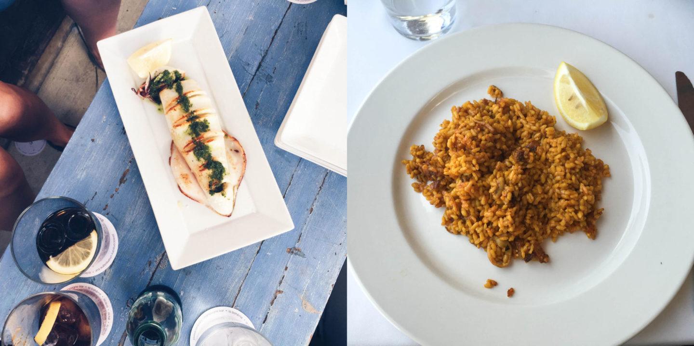 Food La Siesta Amarre