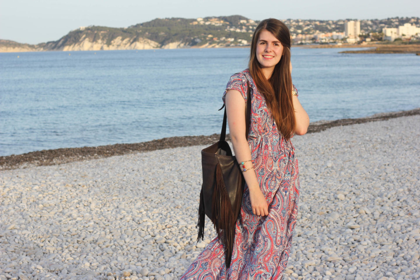 Vacation Outfit Maxidress