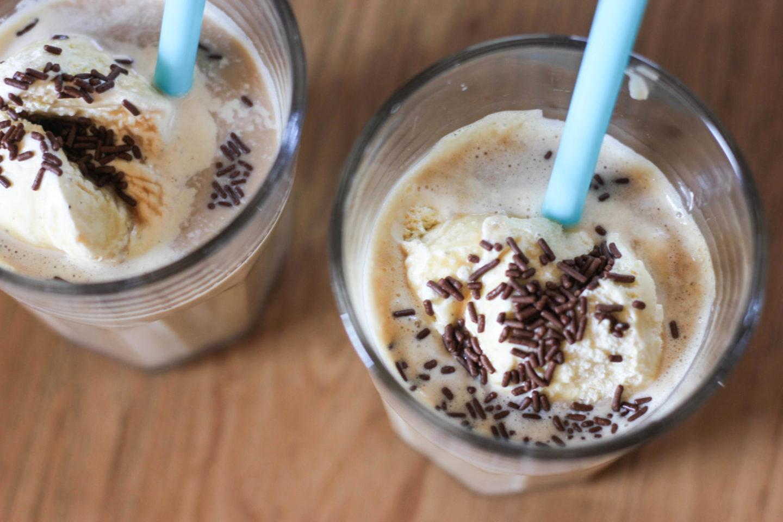 Summer Drinks Iced Coffee