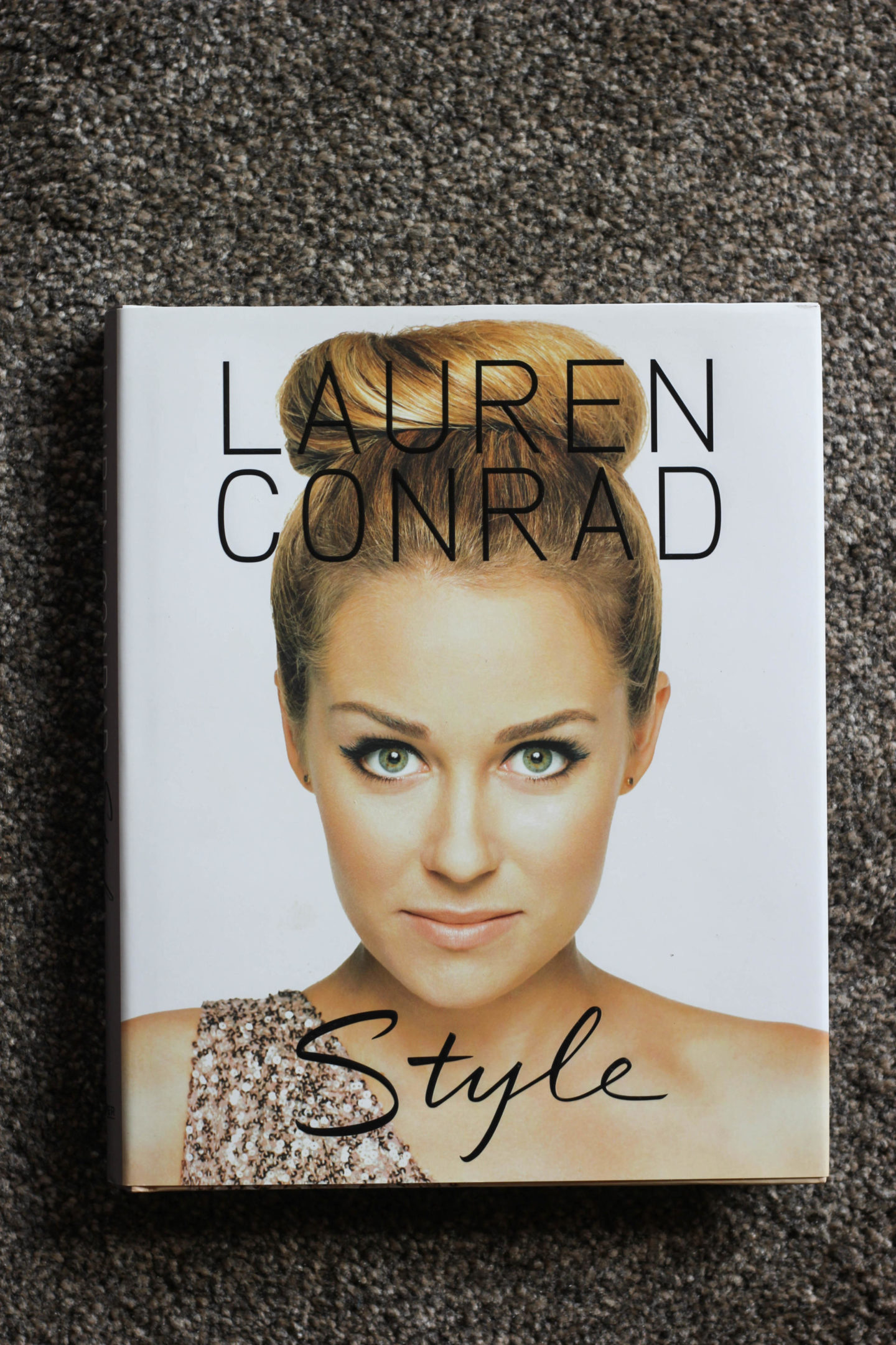 Lauren Conrad Coffee Table Book