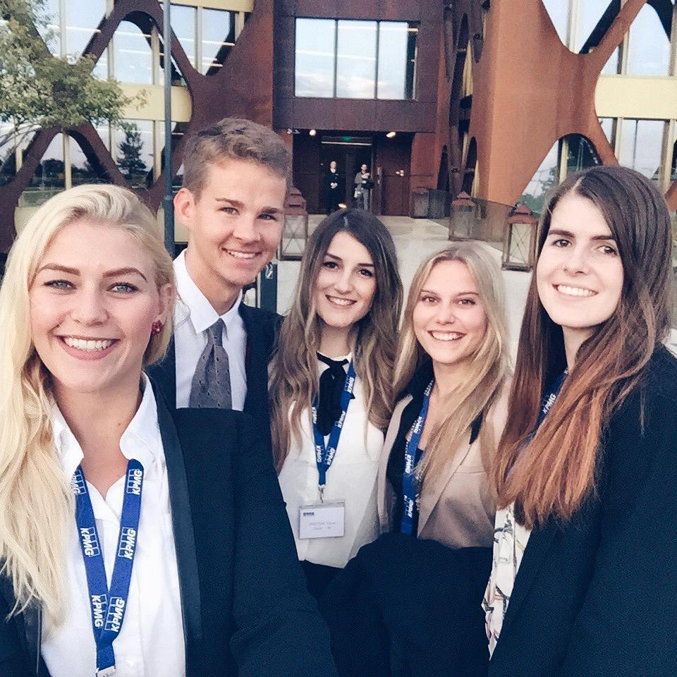 luxembourg internship