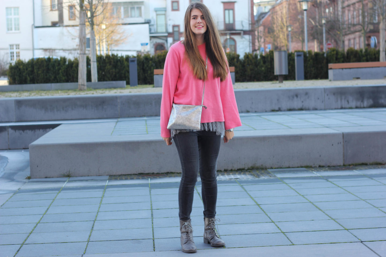 Lace Shirt Layering
