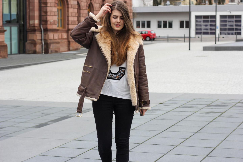 Blogger jacket