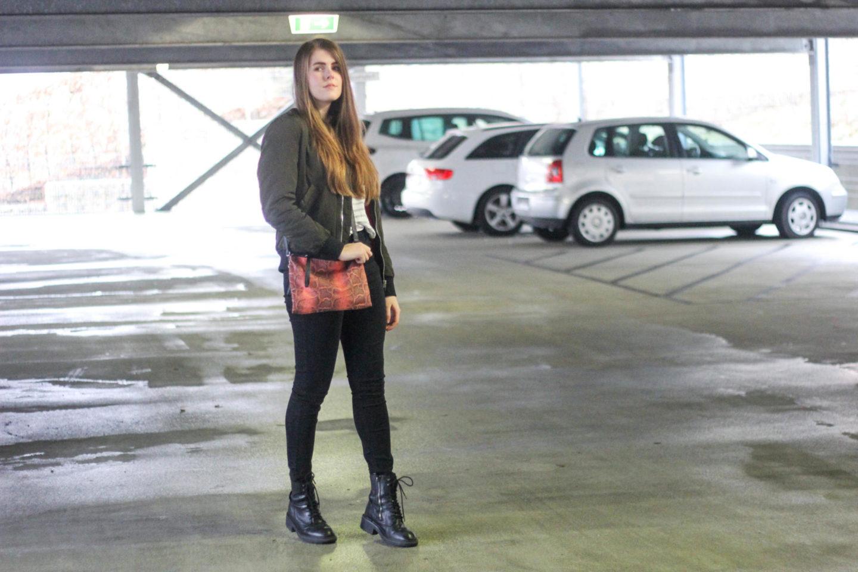 Outfit Modemädchen