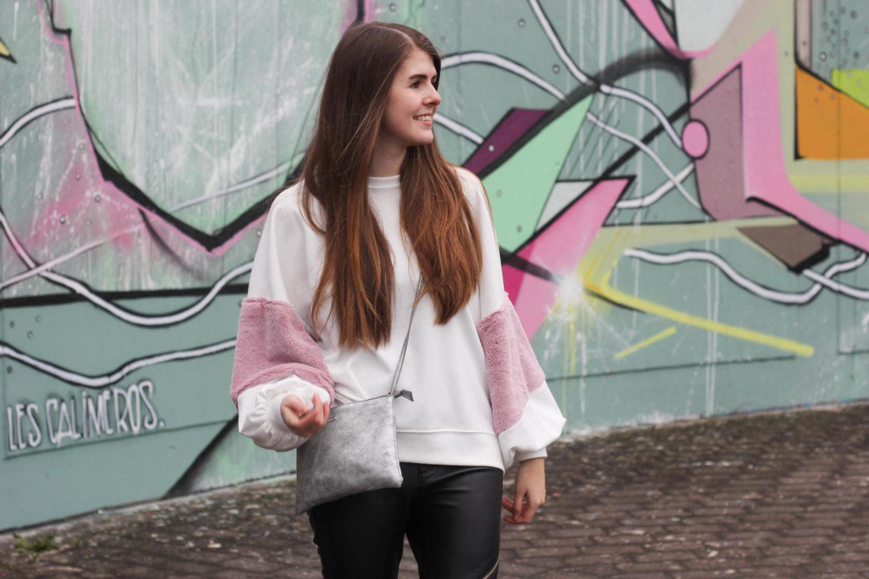 Zara Blogger Sweatshirt