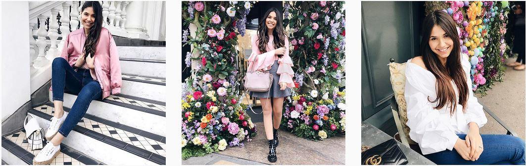 Dresswithyas Instagram Account