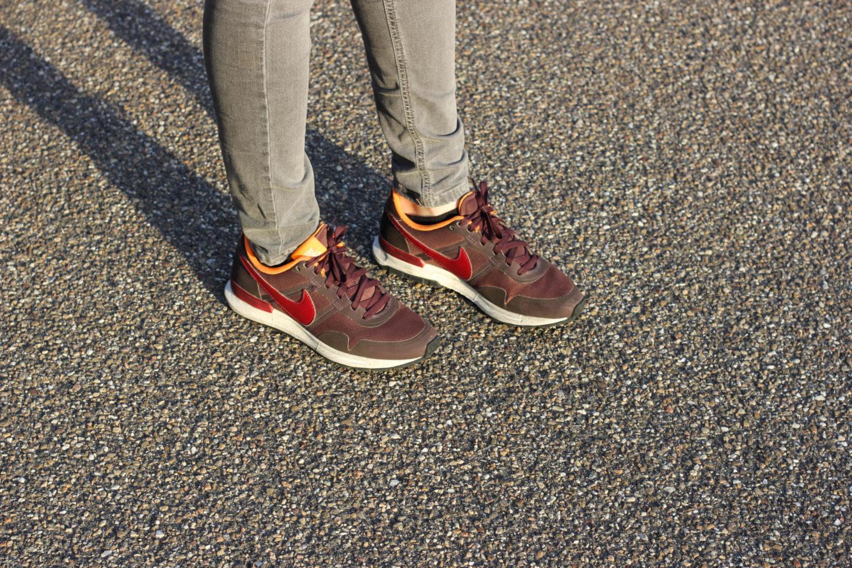 Reise Schuhe