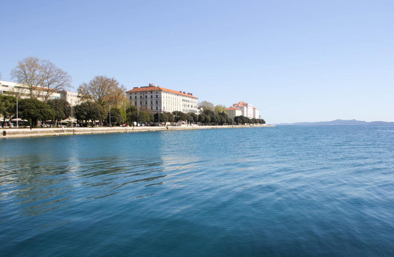 Zadar Kroatien Meer