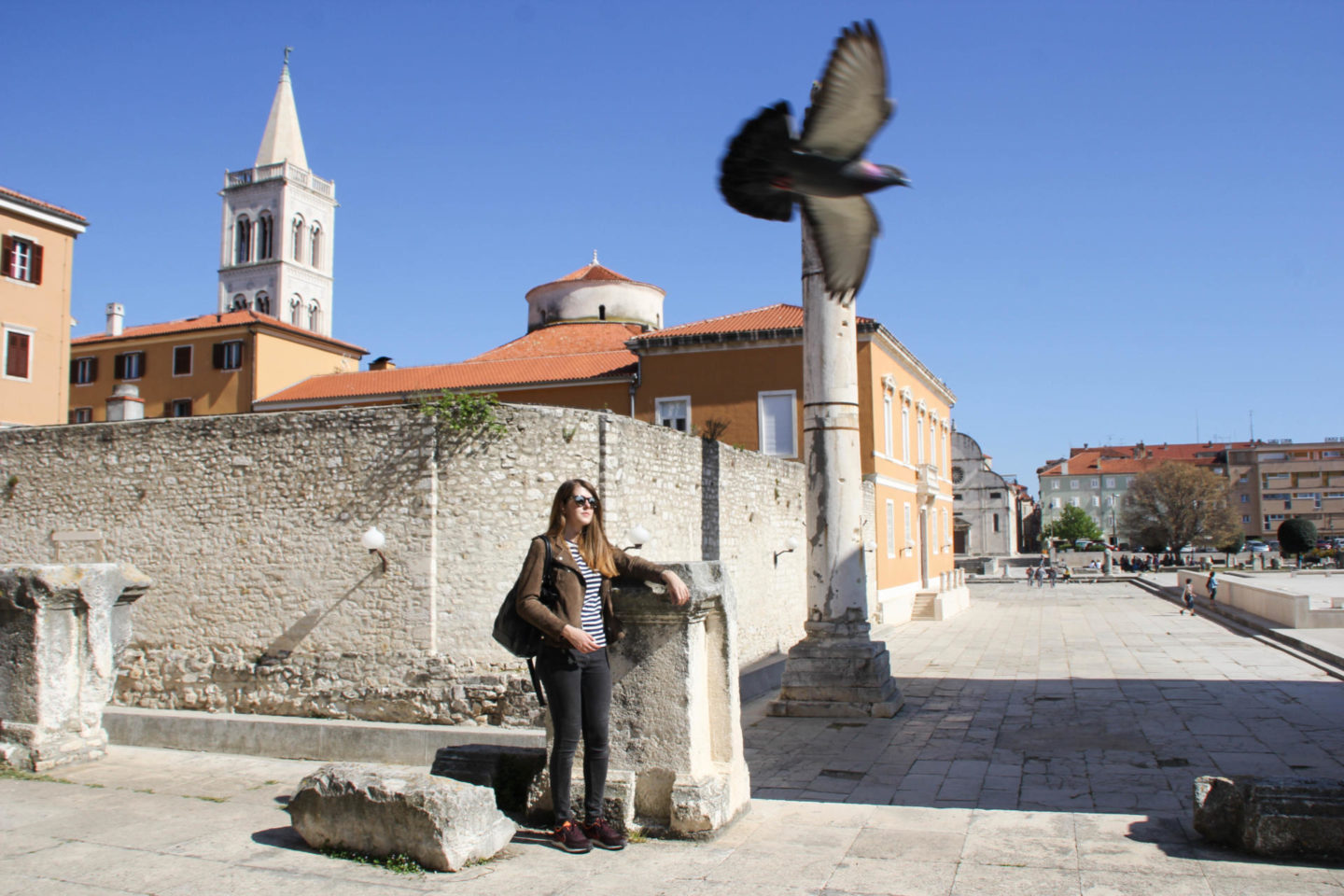 Old town zadar what to see