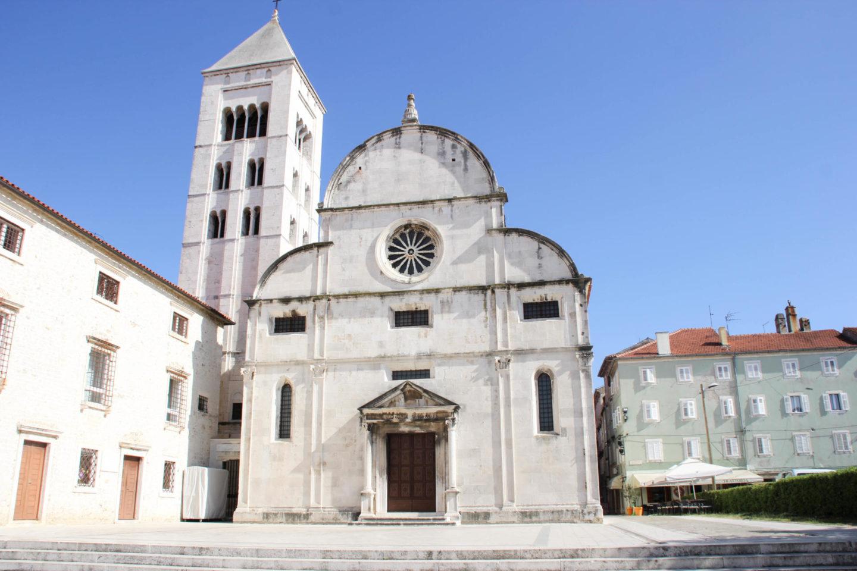 Zadar Kroatien Sehenswürdigkeiten