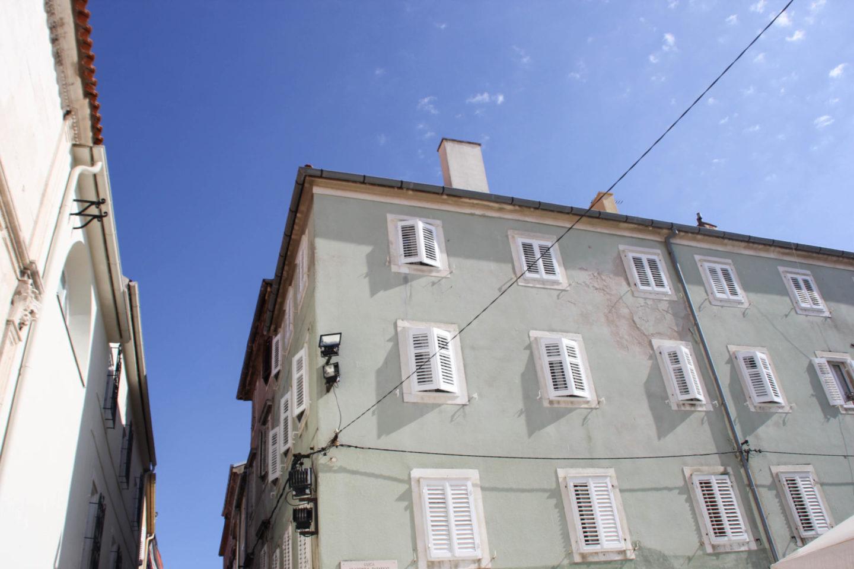 Zadar Kroatien Altstadt Gebäude