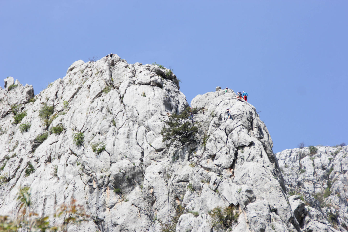 Paklenica Hiking