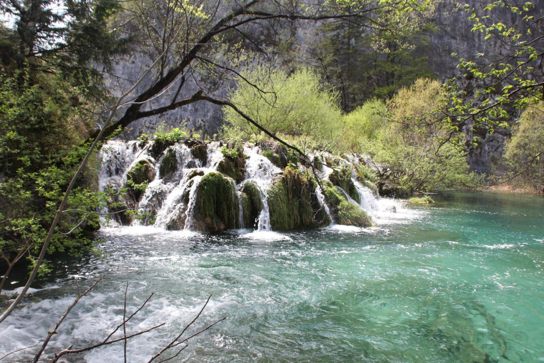 Wasserfall Plitvicer Nationalpark