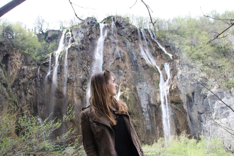 Plitiver Seen Wasserfall