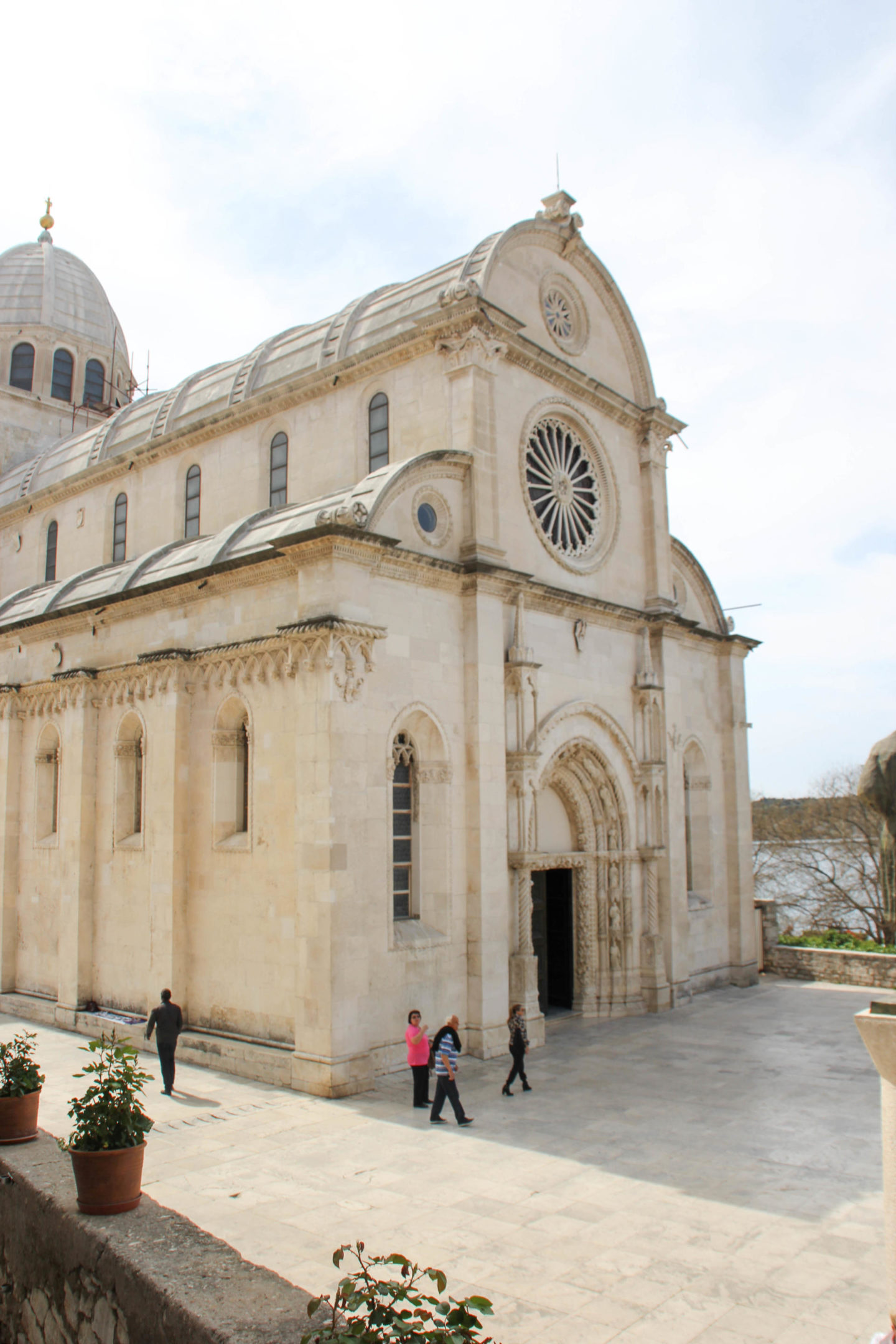 Sibenik Kroatien Unesco Weltkulturerbe