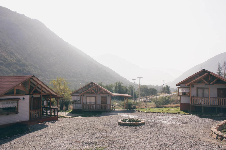 San Jose del Maipo Chile