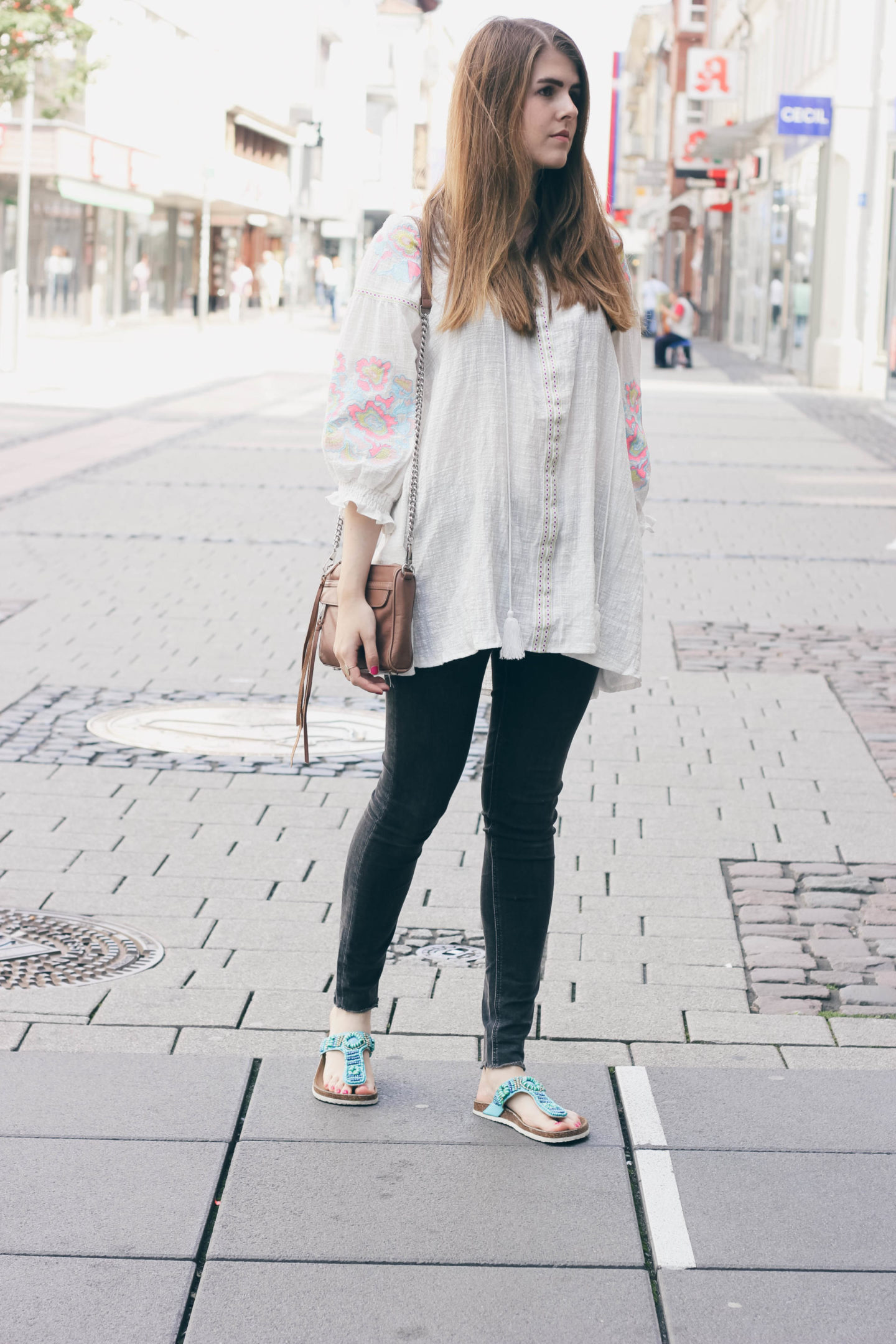modische Muster klassisch großer Abverkauf 1 Woche, 5 Outfits - Outfits of the Week - nilooorac