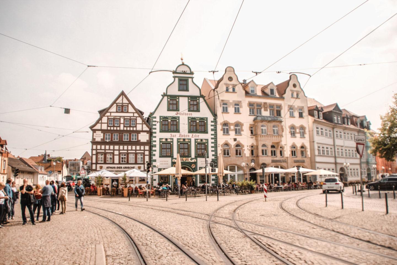 Erfurt_Sehenswürdigkeiten