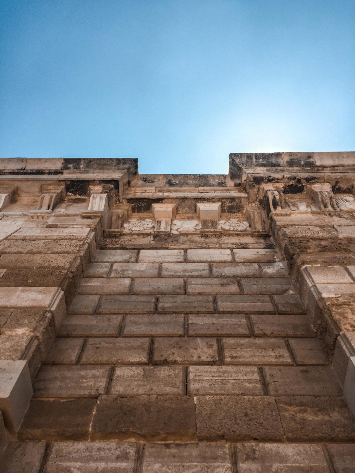 Stadtmauer Heraklion