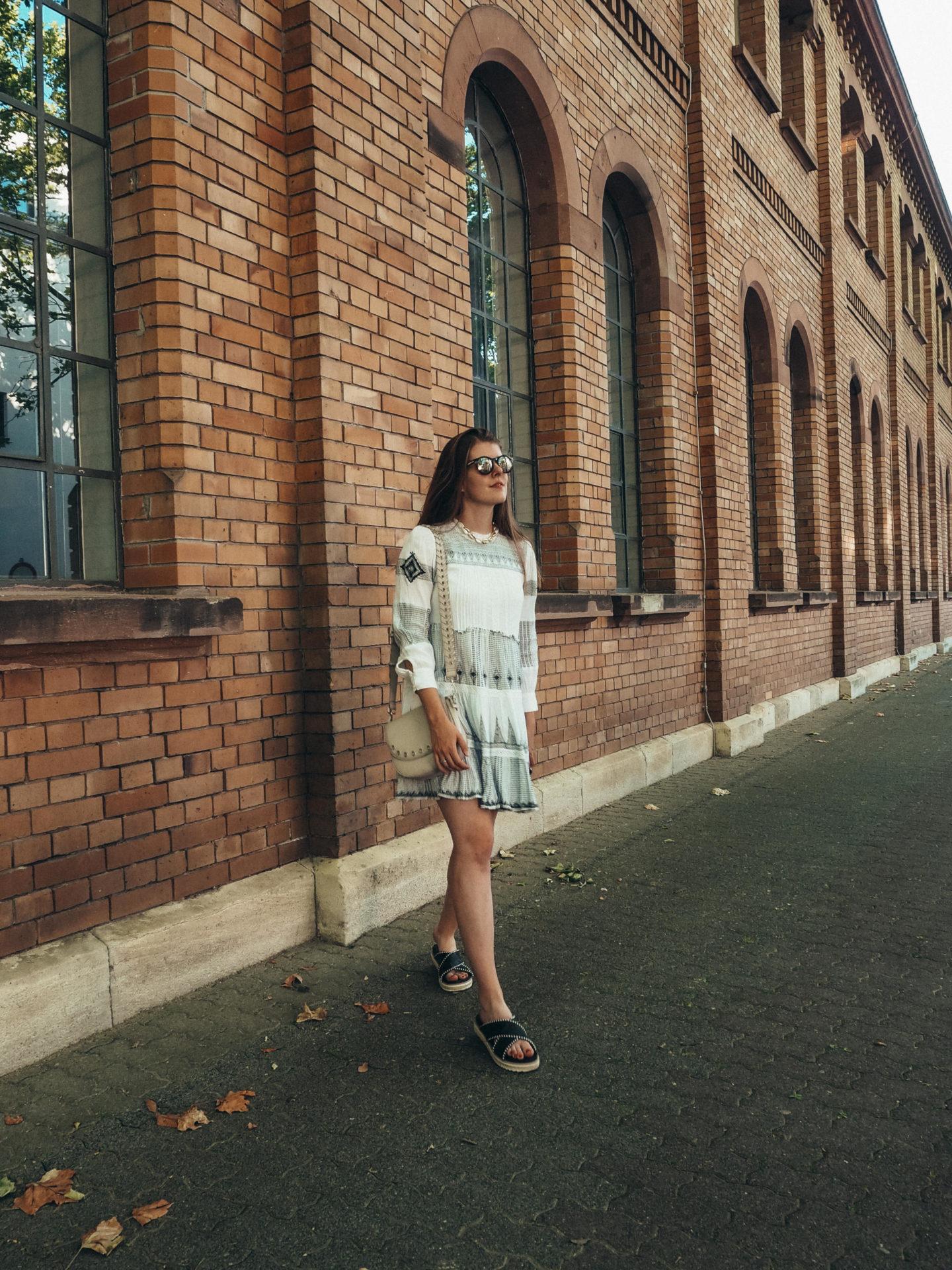 Sommerkleider Outfit Idee
